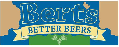 Bert's Better Beers